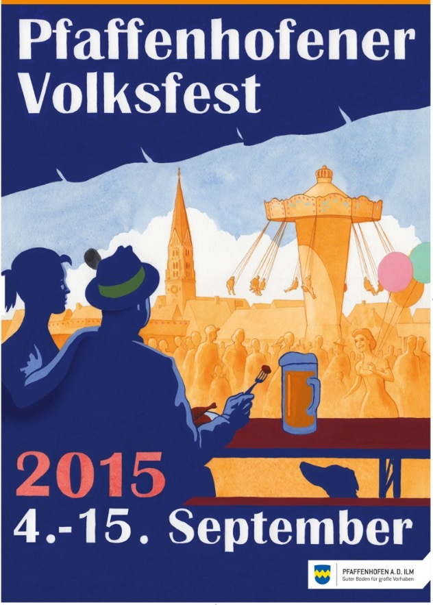 logo volksfest paf